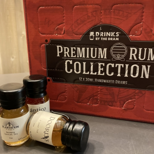 Rum Collection 12x3 cl
