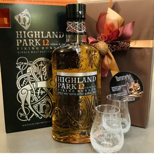Whisky Highland Park 12Y Giftbox