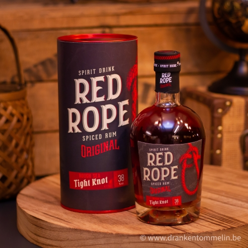 Rum Red Rope Original 70 cl