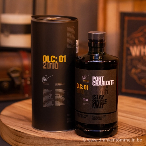 Whisky Bruichl. Port Charlotte MRC 2010 70 cl