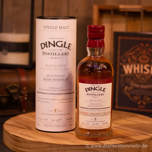 Whiskey Dingle 70 cl