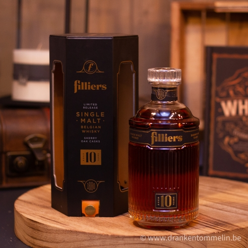 Whisky Filliers 10Y 70 cl