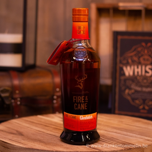 Whisky Glenfiddich Fire & Cane 70 cl