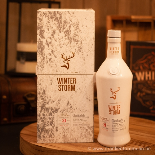 Whisky Glenfiddich Winter Storm 70 cl