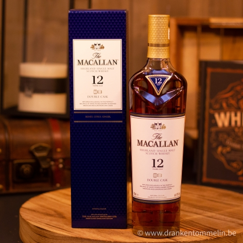 Whisky The Macallan Triple Cask 12Y 70 cl