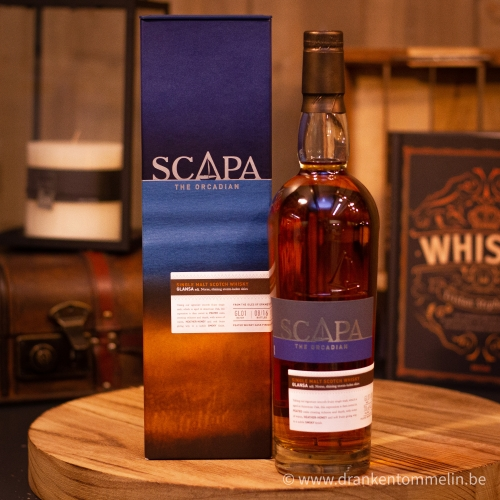 Whisky Scapa The Orcadian Glansa 70 cl
